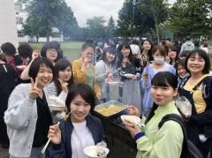 7月学院祭 学生主体のイベント。同期の仲間や先輩とのきずなを深めて楽しもう!!